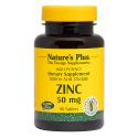 Nature's plus zinc 50mg